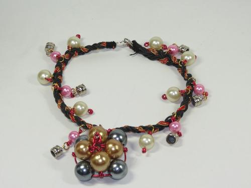 collares de orfebrería hindu artesanales