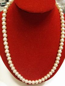 cca4a9c61219 Collares De Perlas De Cultivo Antiguos en Mercado Libre Uruguay