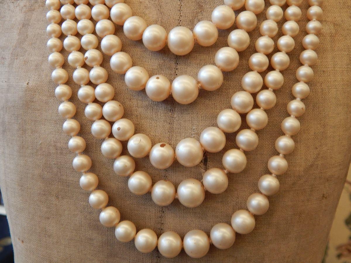 d62e2129b0c6 Collares De Perlas