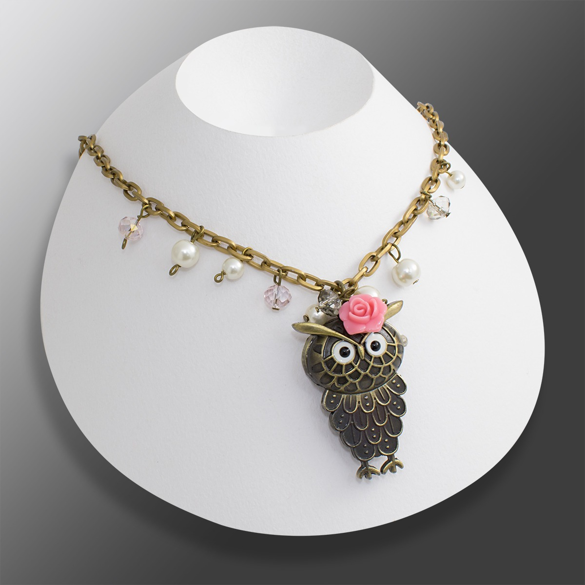 831ca23e0603 Collares Mujer Reloj De Bolsillo Vintage Buho Joyas De Moda