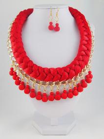 4cd26abd8237 Maxi Collares Rojos en Mercado Libre México