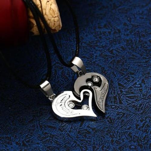 collares para parejas, novios, amor, regalo, varias opciones