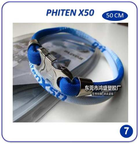 collares phiten x50, originales en blister, deportes, moda