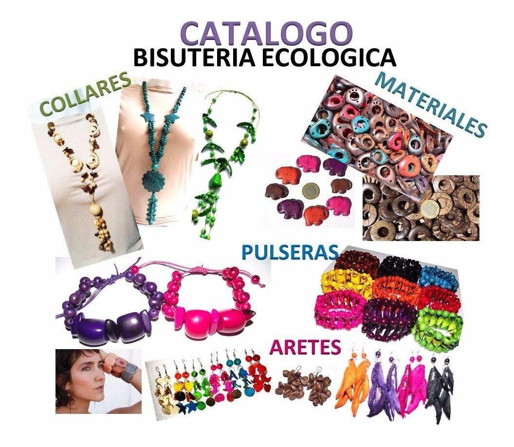 da67d3f2c851 Collares, Pulseras, Aretes De Semillas Y Cascaras Naturales