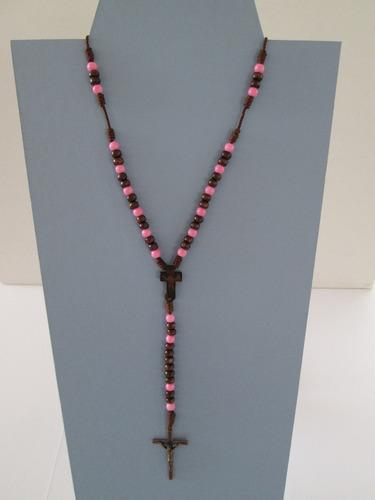 collares rosarios. diseños originales.