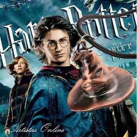 Collares Sombrero Mágico Harry Potter  Artistas Online
