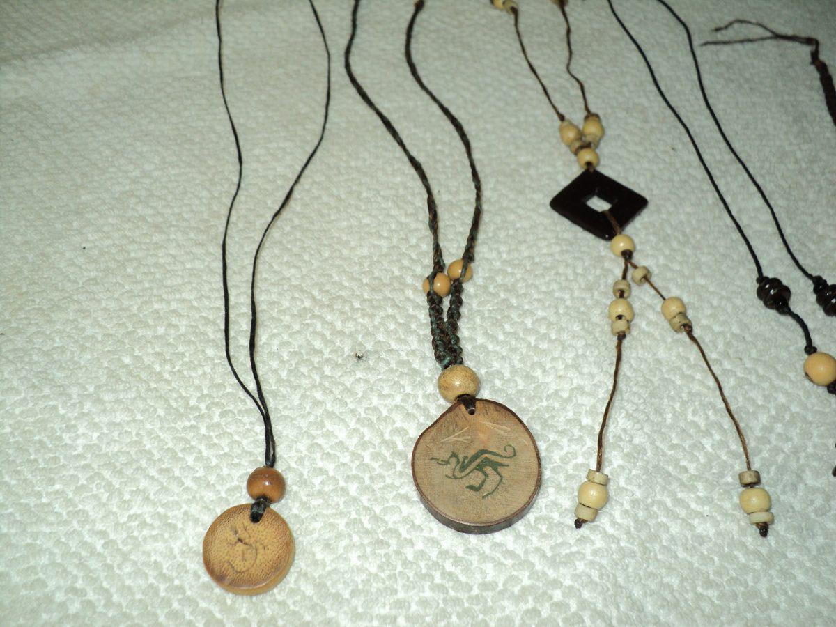 372595ed864d collares y accesorios artesanales hippie 7 art en lote. Cargando zoom.