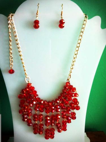 collares y brazaletes súper fashion quedan con todo!!!