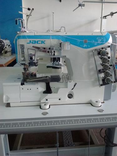 collareta y tapacostura ind. jack w4 motor bajo consumo