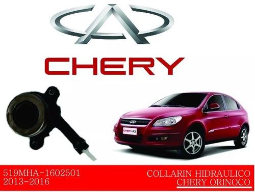 collarin chery orinoco hidraulico clutch