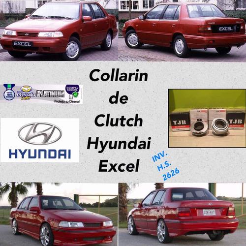 collarin de clutch hyundai excel