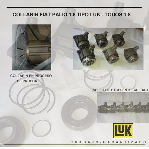 collarín hidráulico  tipo luk palio1.8, siena, idea ,estrada