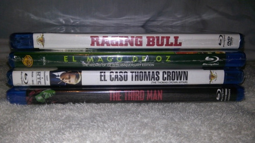 colleccion bluray originales