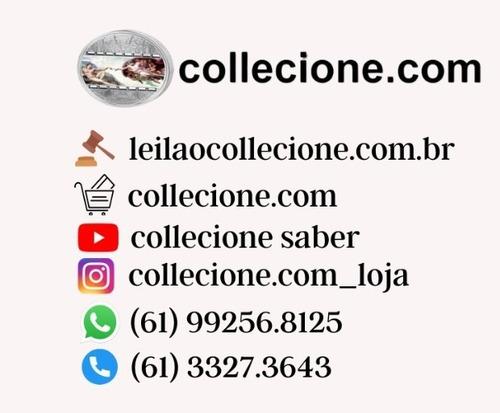 collecione consultoria e venda de moedas cédulas suprimentos
