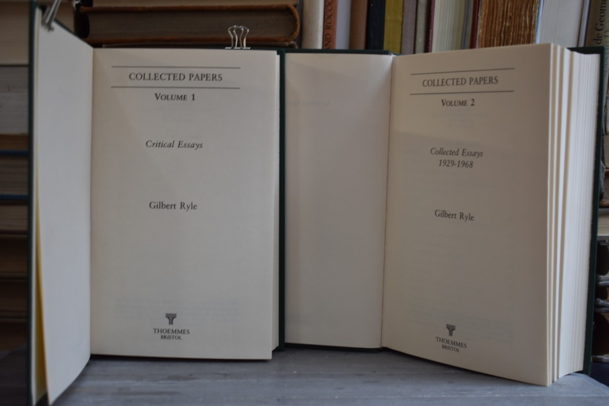 Collected Papers, Volume 2: Collected Essays 1929 - 1968