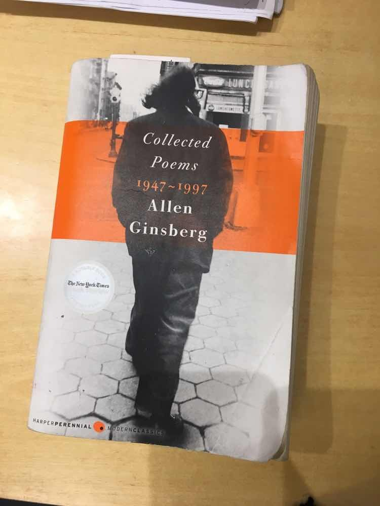 Collected Poems 1947 1997 Allen Ginsberg 185000