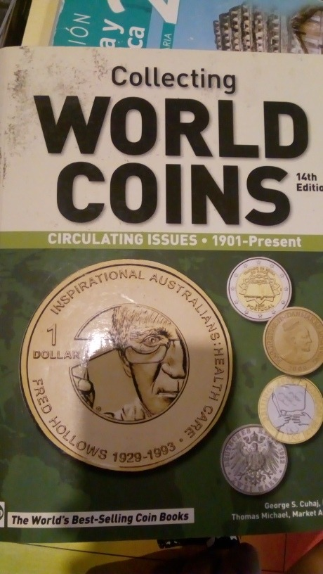 Collecting World Coins Circulating Issues 1901 2013 195000 En