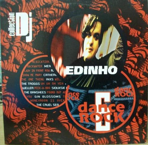 collection dj edinho vol.6 dance rock    lp   coletanea