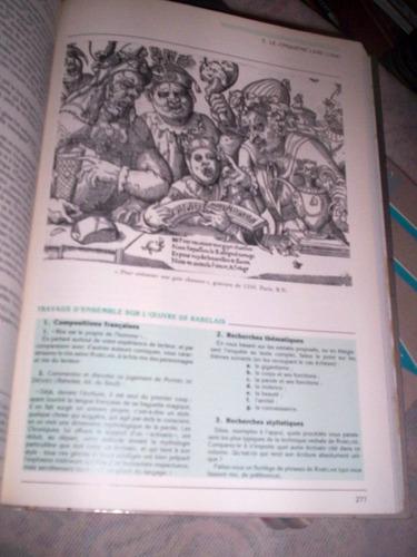 collection henri mitterand litterature 3 livros