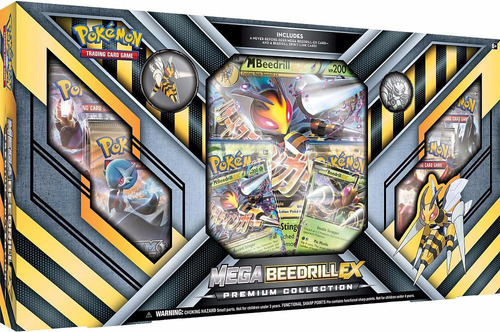collection mega beedrill --solo en kiero1