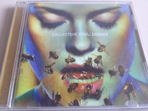 collective soul dosage cd usado importado usa
