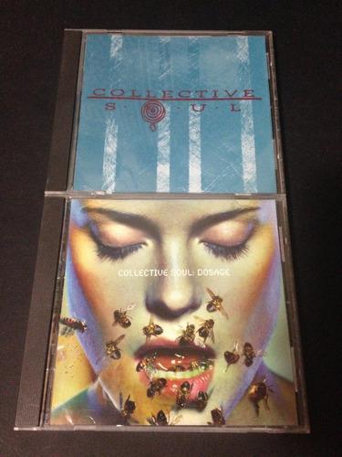 collective soul dosage rock alternativo grunge cd's