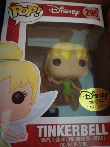 collector pop disney tinkerbell