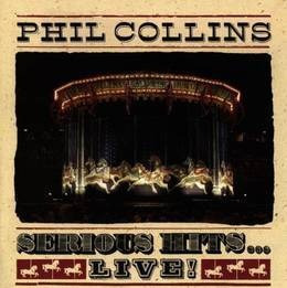 collins phil serious hits...live cd nuevo