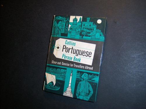 collins portuguese phrase book. travellers abroad