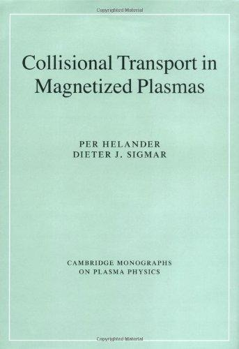 Collisional Transport in Magnetized Plasmas