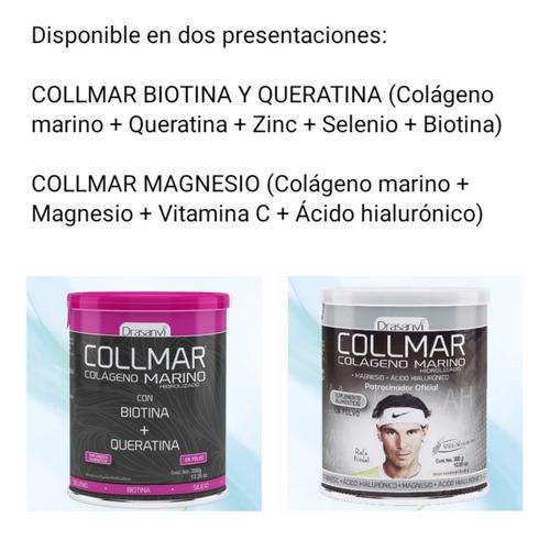 collmar colágeno marino hidrolizado by drasanvi