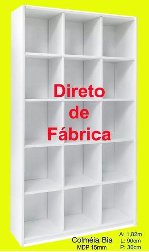 colméia organizadora roupas vitrine closed armário