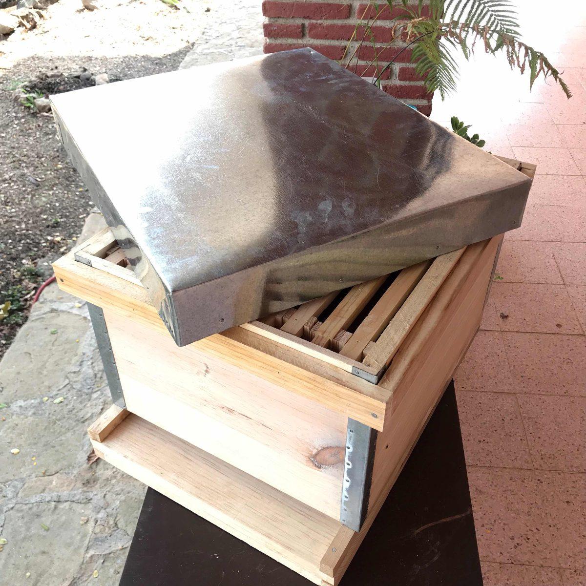 Colmenas, Para Abejas Miel Caja De Cría - $ 799.00 en Mercado Libre