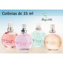 colônia jequiti 25 ml feminina