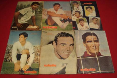 colo colo 1966-1968, revistas estadio (6)