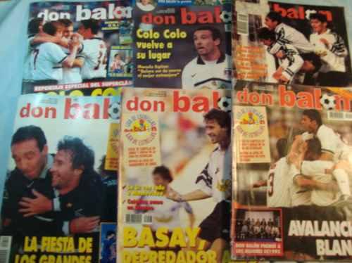 colo colo 1995- 1997. revistas don balon (6)
