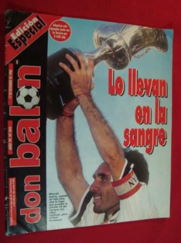 colo-colo, campeon 1998, especial, revistas don balon