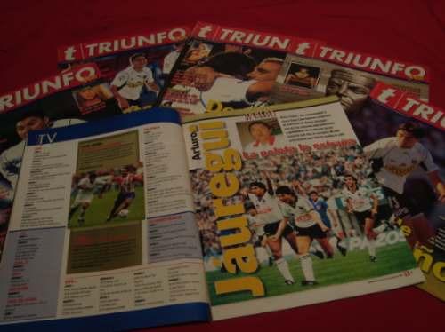 colo colo, revistas triunfo 2003 al 2004 (6)
