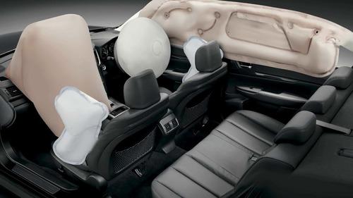 colocación de airbag + scaner srp
