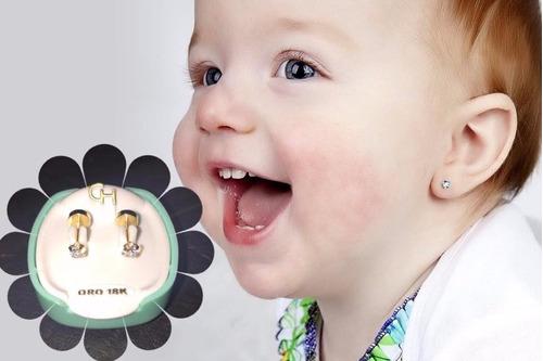 colocación de aros abridores bebes/niñas enfermera de neo