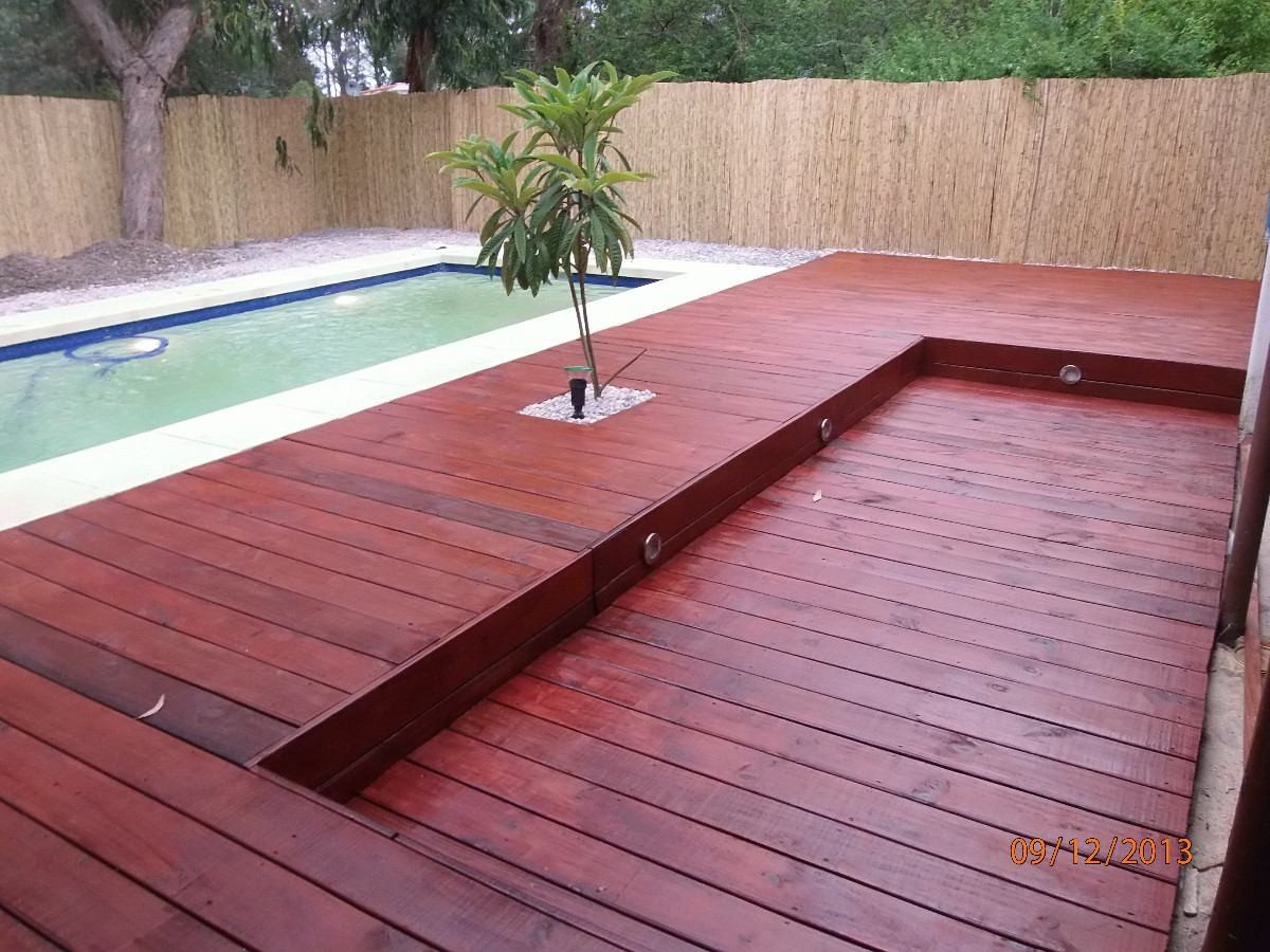 Pisos deck precios decks pisos de madera flotantes pisos Balcones madera exterior