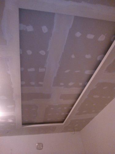 colocacion de durlock cielo rasos y tabiques 15-33130917