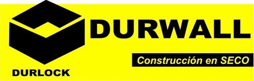 colocación de durlock con garantía | cobertura zona norte.