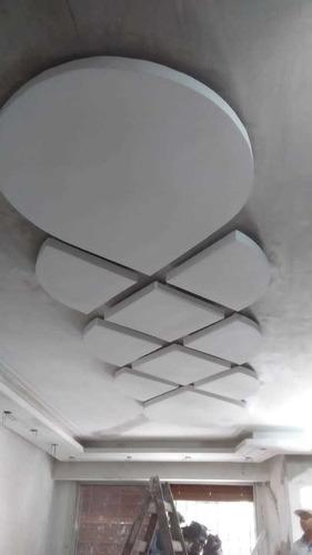 colocacion de durlock diseños  15-33130917