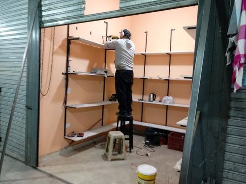 colocacion de durlock / pintura / colocacion de ceramicas