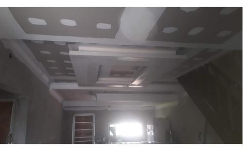 colocacion de durlock y ampliaciones de steel frame zona sur