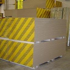 colocación de durlock z/pilar y alrededores c/materiales