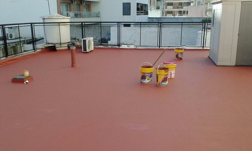 colocacion de membranas impermeabilizacion terrazas frentes