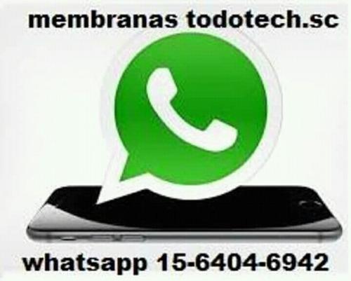 colocación de membranas  tel.20844876 cel1564046942