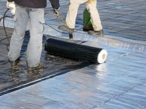 colocación de membranas  terrazas belgrano 1557397488